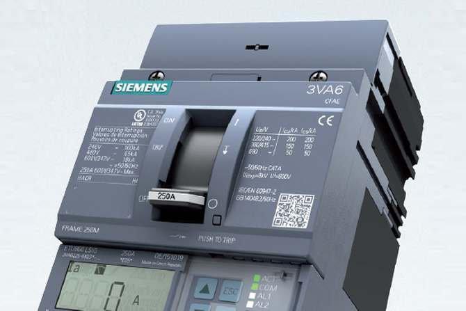 W artykule przedstawione są zasady doboru wyłączników nadmiarowoprądowych do pracy selektywnej z innymi aparatami. Fot. Siemens