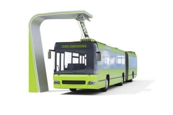 Łódź stawia pierwsze kroki w stronę elektromobilności. Wkrótce na ulice miasta wyjadą elektryczne autobusy. Fot. EKOENERGETYKA Polska