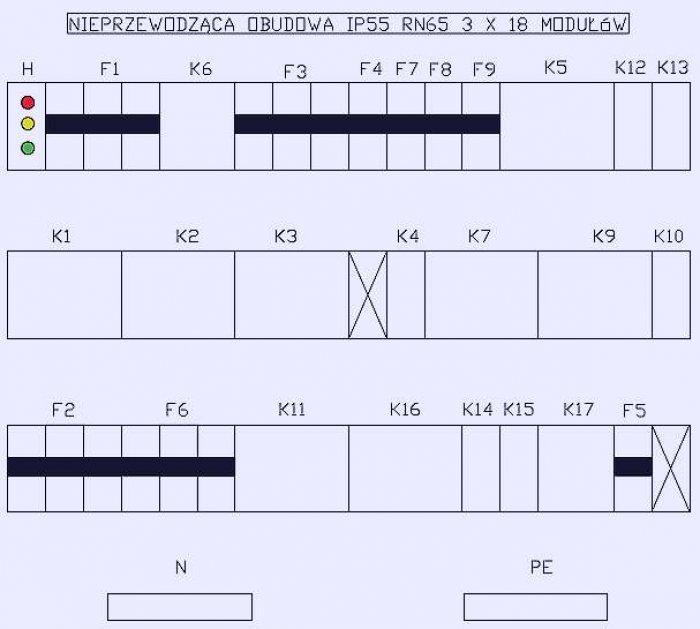 Rys. 3. Schemat montażowy RW; rys. J. Wiatr