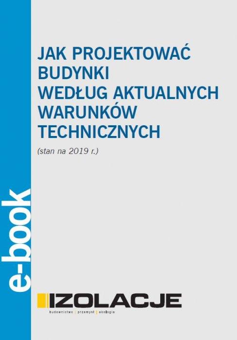 Warunki techniczne, jakim powinny odpowiadać budynki - pobierz bezpłatny e-book