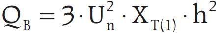 b kompensacja mocy biernej wz14