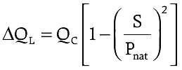 b kompensacja mocy biernej wzor1