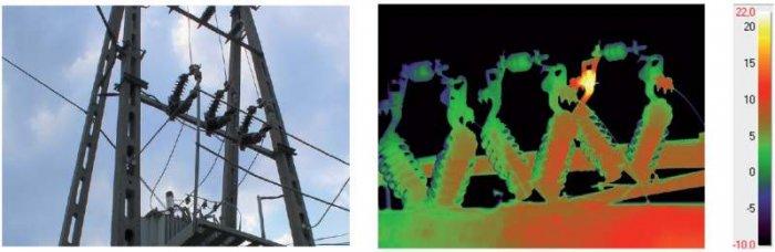 b pomiary termowizyjne wykonywanie fot1