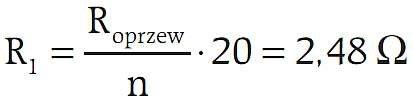 b projekt modelu laboratoryjnego wz1