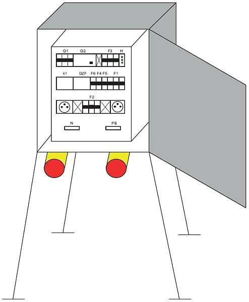 b projekt przylacza kablowego rys4 1