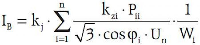 b przewody szynowe w ukladach wz5