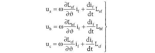 elektro info 09 2013 odwzorowanie indukcyjnosci wzajemnych w modelu wzor11