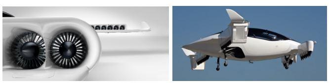 Lilium Jet Engines