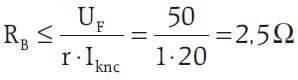 b uproszczony projekt przylacza wzor10