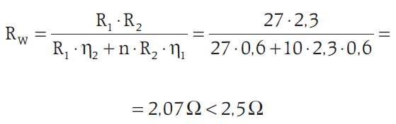 b uproszczony projekt przylacza wzor13