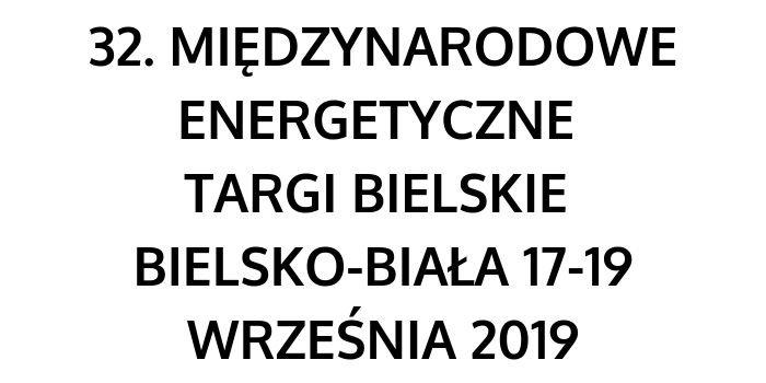 Targi ENERGETAB 2019