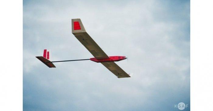 Samolot solarny stworzony przez koło naukowe AGH Solar Plane