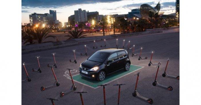 Elektryczny model samochodu od Seata