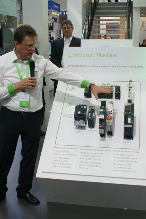 b hannover messe 2017 schneider electric 11
