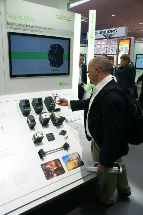 b hannover messe 2017 schneider electric 13 1