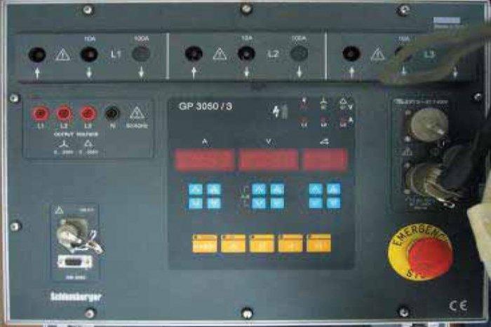 fot 7 licznik schlumberger typu sm 3050 moze byc sterowany komputerem