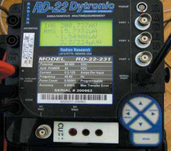 fot 9 radian dytronic