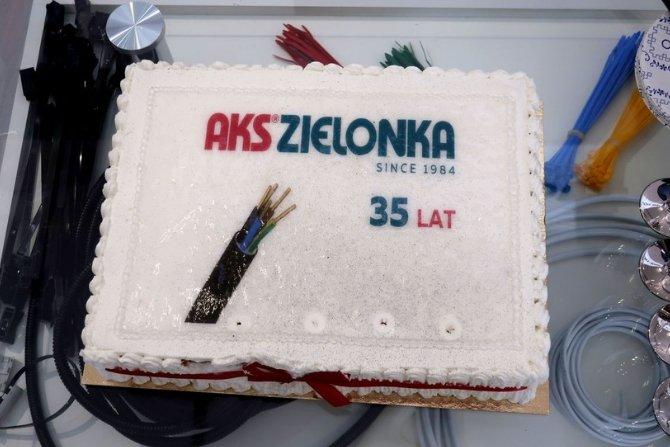 AKS Zielonka świętuje 35 urodziny!