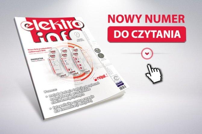 e-wydanie: elektro.info 9/2019