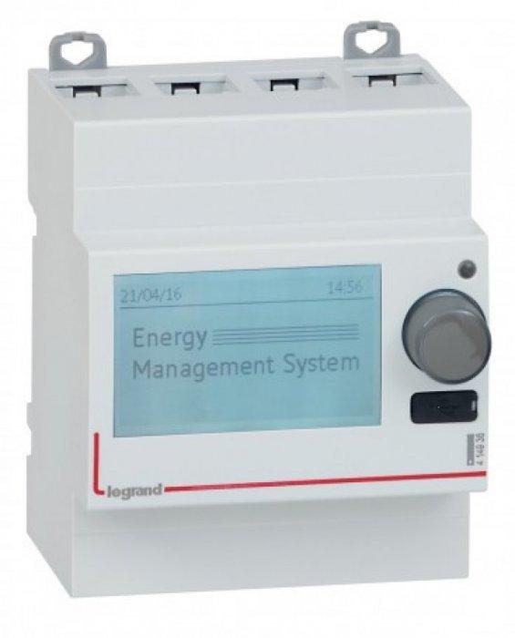 Moduł wizualizacji i konfiguracji lokalnej EMS CX3.