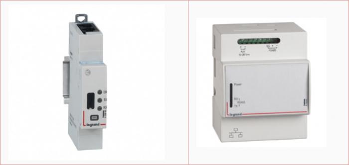 Elementy zdalnego nadzoru systemu EMS CX3