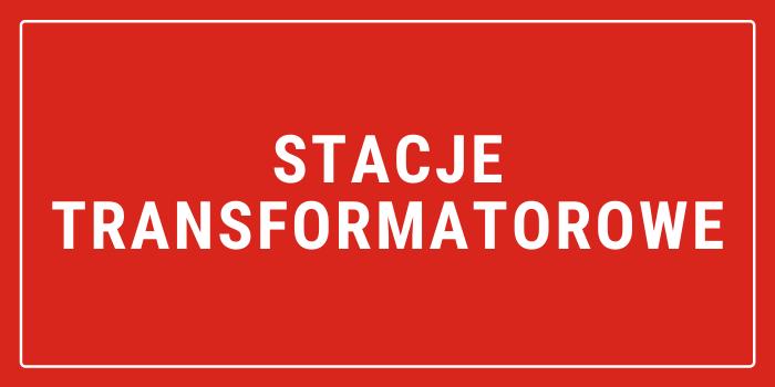 Stacje transformatorowe SN/nn (część 1.)