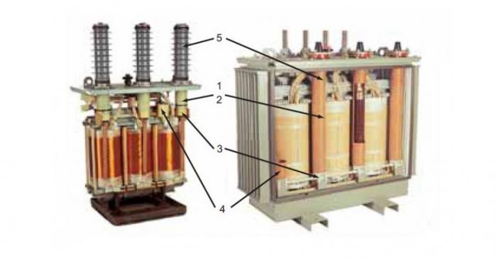 Transformator olejowy typu TPC [8]