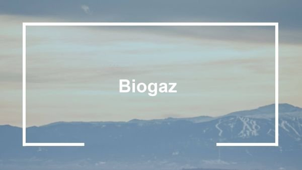 odnawialne zrodla energii biogaz