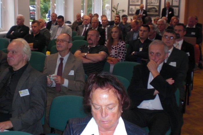 Uczestnicy Konferencji podczas obrad.