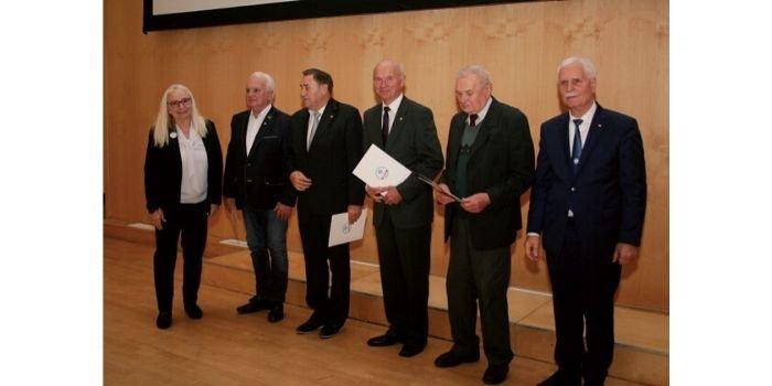 Zasłużeni Seniorzy SEP Oddziału Poznańskiego, fot. M. Praszkowski