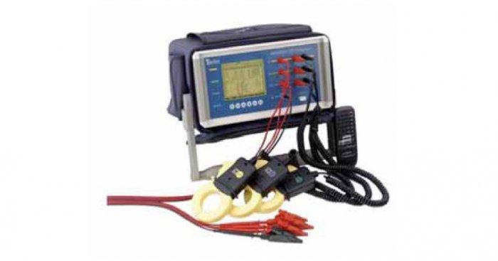 Przenośny analizator sieci typu AS-3diagnoza firmy Twelve Electric
