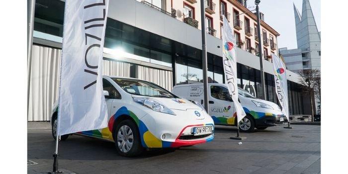System wypożyczania samochodów EV Vozilla kończy działalność, fot. Vozilla