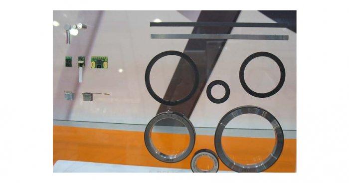 Miniaturowy magnetyczny enkoder inkrementalny arch. autora