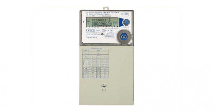 Współczesny elektroniczny, jednofazowy licznik energii elektrycznej do pomiaru energii czynnej i biernej w układach bezpośrednich o jednokierunkowym lub dwukierunkowym przepływie energii Fot. Pozyton