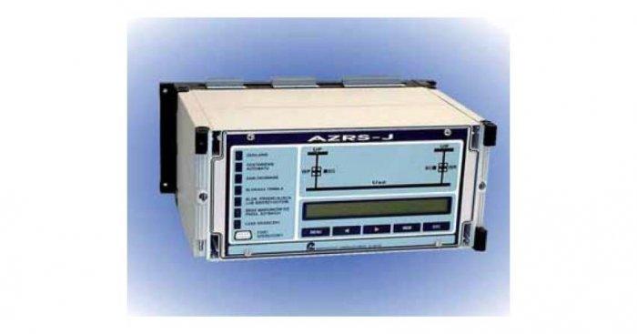 """Automat przełączania zasilań typu AZRS-J wersja """"standard 2003"""""""