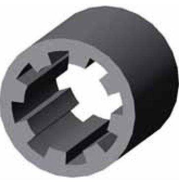 rys 3 stojan silnika reluktancyjnego