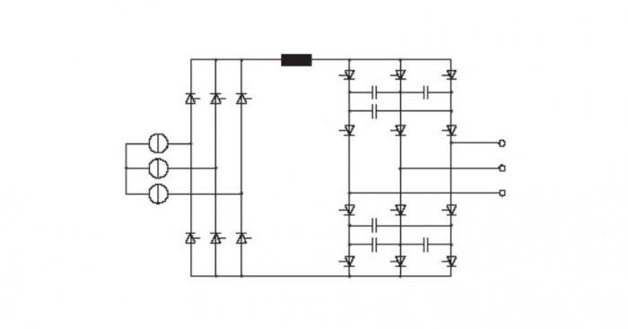 Wielopoziomowe układy energoelektroniczne dla energetyki
