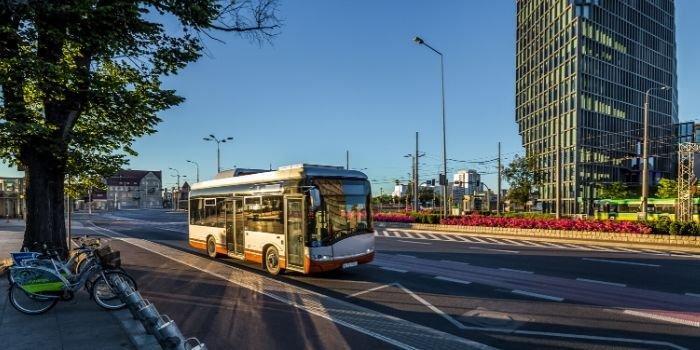 Autobusy elektryczne trafią do Bolesławca, fot. Solaris