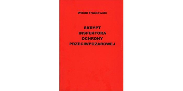 Skrypt inspektora ochrony przeciwpożarowej, fot. redakcja EI