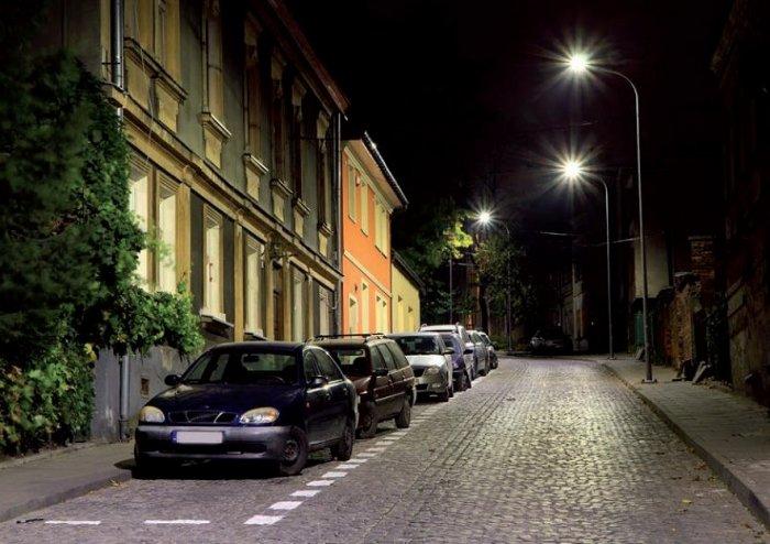 krakow zmodernizowane oswietlenie fot1