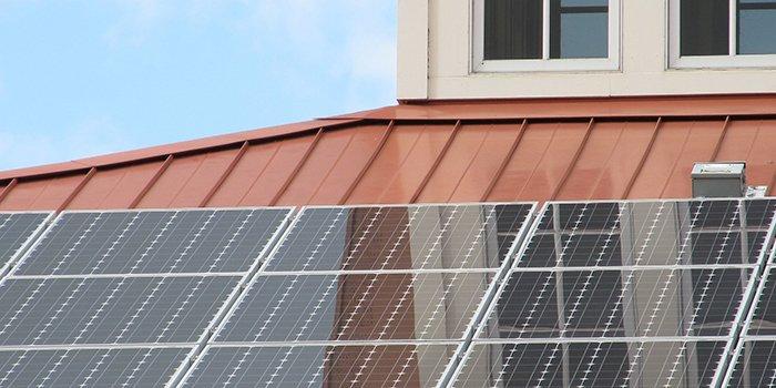 Wodzisławskie Centrum Kultury będzie zasilane energią słoneczną, fot. pixabay.com