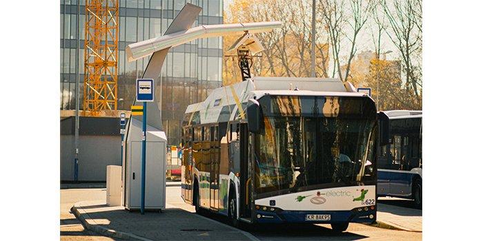 MPK Kraków będzie mieć infrastrukturę ładowania autobusów, fot. Ekoenergetyka-Polska