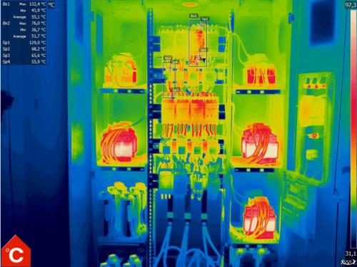termowizja przyklady wad instalacji elektrycznej fot5