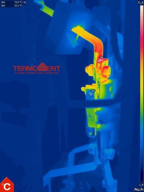 termowizja przyklady wad instalacji elektrycznej fot3