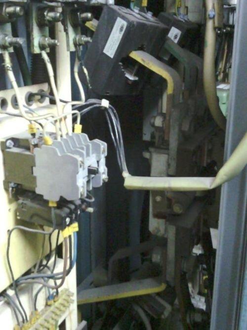 termowizja przyklady wad instalacji elektrycznej fot1