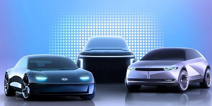 IONIQ dedykowana marka dla pojazdów elektrycznych od Hyundaia, fot. Hyundai