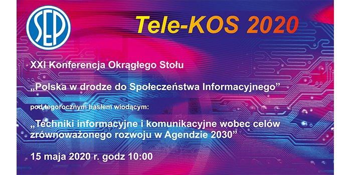 Światowy Dzień Telekomunikacji i Społeczństwa Informacyjnego Konferencja Okrągłego Stołu (KOS), fot. SEP