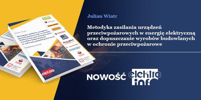 Nowość jest dostępna na www.wydawniczy.pl i www.ksiegarniatechniczna.com.pl