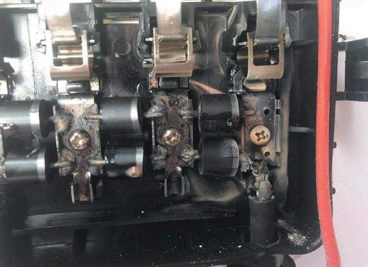 uszkodzenie diod pv fot16