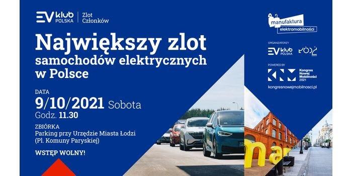 Największy zlot właścicieli samochodów elektrycznych. mat. PSPA